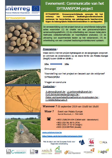 201909 Sytraspom potato europe image nl